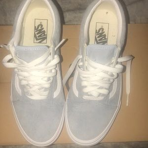 Vans Shoes - Light blue vans